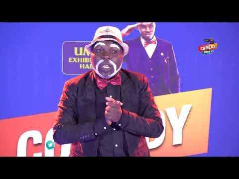 Alex Muhangi Comedy Store June 2019 – Jajja bruce