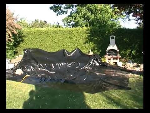 teichbau in der kleingartensiedlung abendruhe hannover. Black Bedroom Furniture Sets. Home Design Ideas