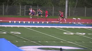 Wesco 3A Boys 4x100 Relay - 2013