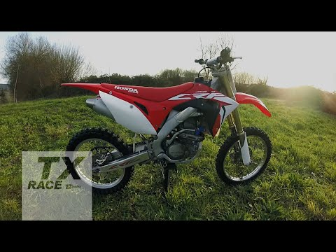 TX RACE™ Restyle Plastic Kit® for Honda CRF250R 2006 2007 2008 2009