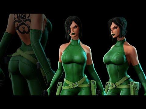 Madame Hydra Captain America Super Soldier Female