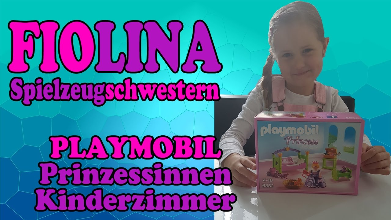playmobil prinzessinnen kinderzimmer playmobil film. Black Bedroom Furniture Sets. Home Design Ideas