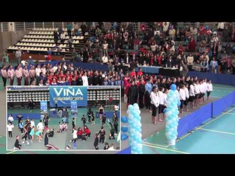 Campeonato Gimnasia Ritmica 2011 Casa del Deporte Viña del Mar