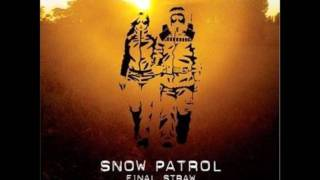 Watch Snow Patrol Gleaming Auction video