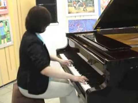 Гранадос, Энрике - Концертное аллегро для фортепиано