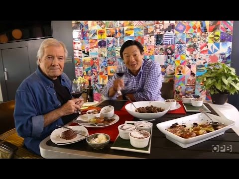 Simply Ming with Jacques Pepin  Chicken Livers Two Ways  2016