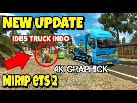 AKHIRNYA GAME TRUCK INI UPDATE JUGA #IDBS TRUCK INDONESIA V 2.0