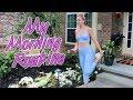 Morning Routine: Summer Edition   Chloe Lukasiak