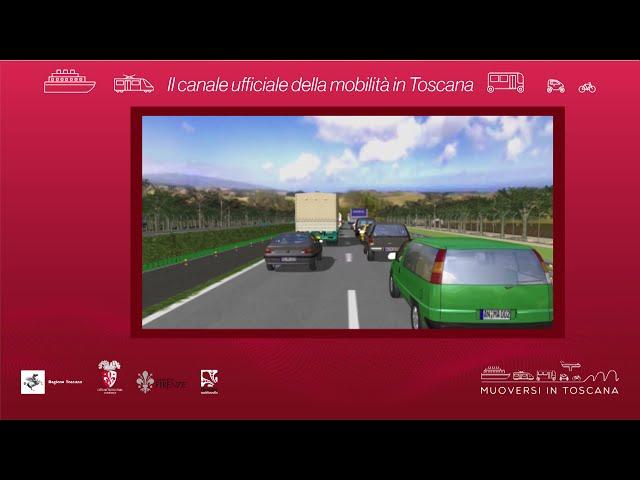 Muoversi in Toscana - Edizione delle 19.30 del 30 luglio 2021