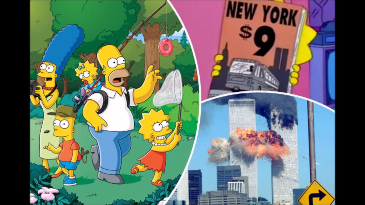 you must watch the simpsons predictions about the future 2018 2019