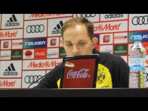 Thomas Tuchel zum Spiel Ingolstadt gegen Dortmund