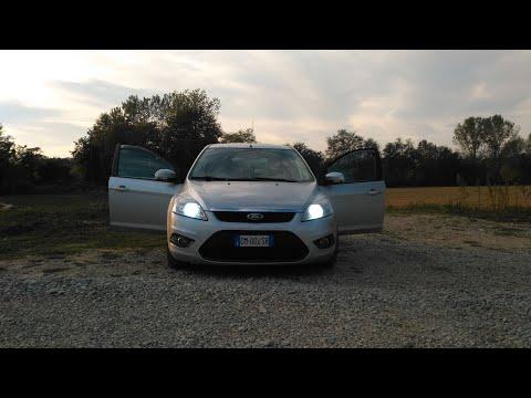 Ford Focus II Замена штатной акустики