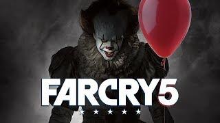Far Cry 5 - Клоун Пеннивайз? | Пасхалка из фильма Оно