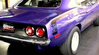 1972 Plymouth 340 Cuda Barracuda V8 Automatik Oldtimer H-Code H-Zulassung Mopar