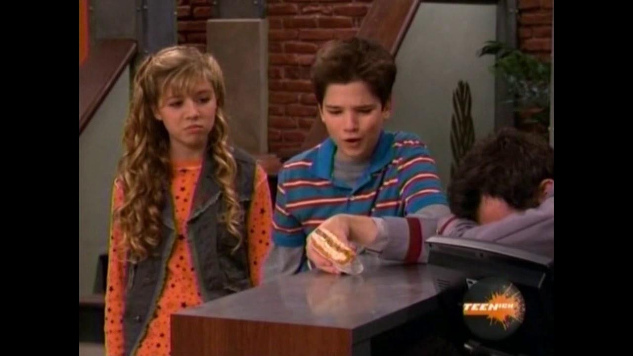 Download [iCarly] Freddie - Who Eats Half A Cheeseburger Then Falls Asleep?