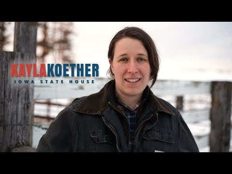 Kayla Koether for Iowa House | Campaign Announcement