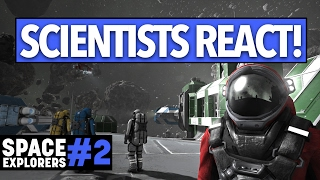 Space Engineers - The Science Explained! With Dr Manish Patel - Space Explorers #2