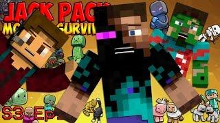 """Morph Mod"" Jack Pack Modded Survival S3 Ep 1"