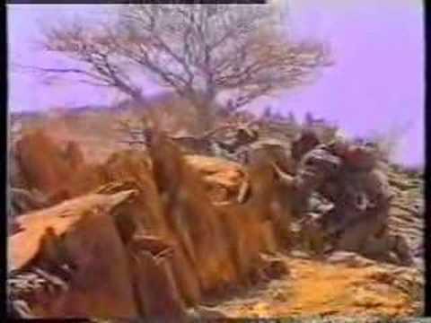 Ethiopian Military Practice