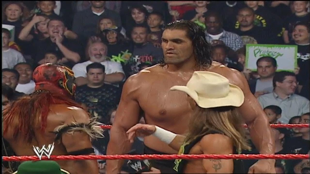 Download The Great Khali First Meeting With Boogeyman 720p HD