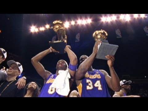 2002 NBA Champions: Los Angeles Lakers (Trailer)