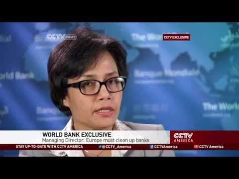 Exclusive: Interview with World Bank Managing Director Sri Mulyani