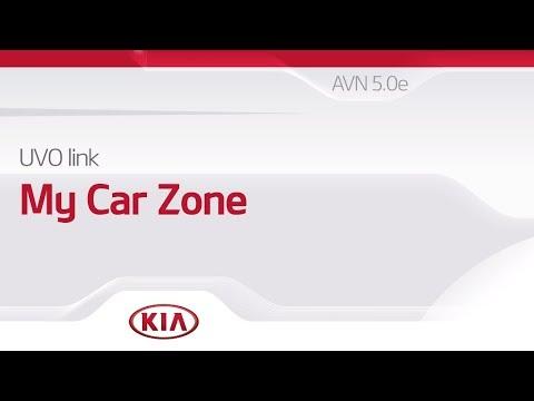 UVO link: My Car Zone