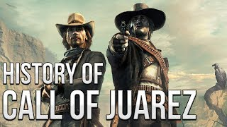 History of Call of Juarez (2006-2013)