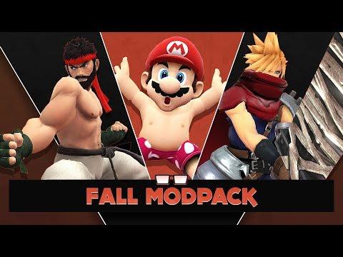 Nairo's Fall Modpack (Super Smash Bros Wii U)