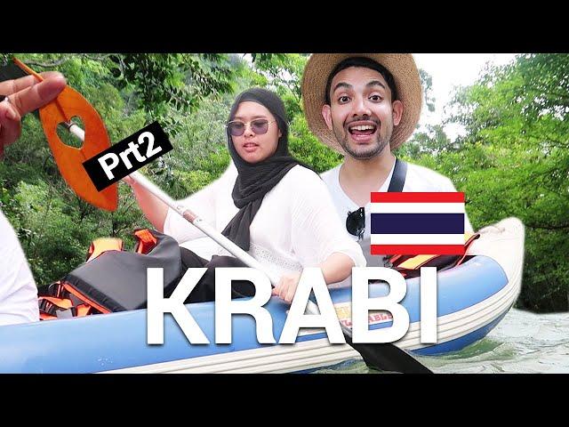 KRABI Vlog ft Intan Kaharuddin Part 2