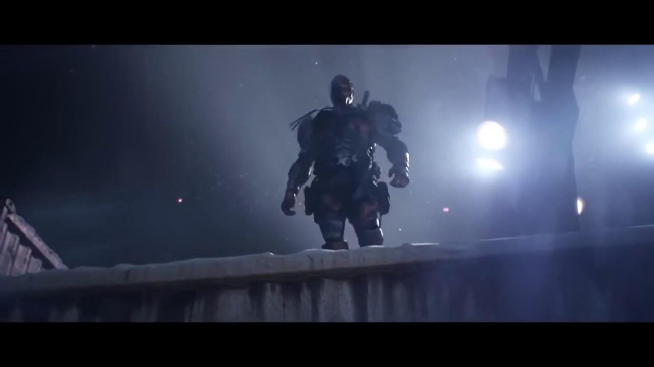 Download Batman vs Deathstroke Fight - Batman Arkham Origins