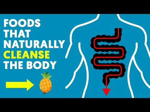 5 Foods That Naturally Cleanse The Body