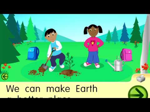 Starfall 😛 earth day game 😃 games for kids 🌍