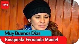 Las pistas falsas que desvían la búsqueda de Fernanda Maciel | Muy buenos días