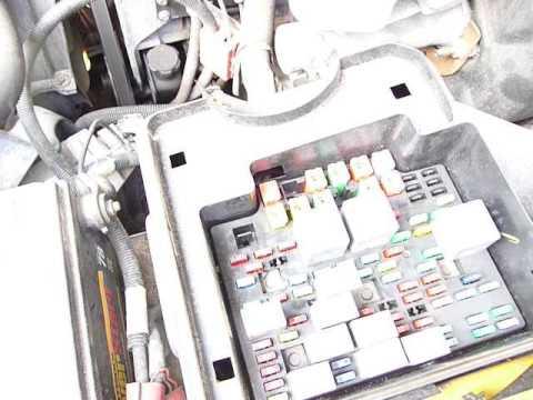 2003 GM ,No Crank No Start , PCM B fuse keeps blowing