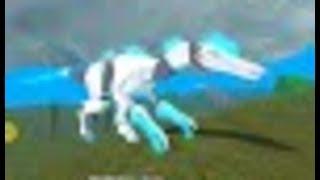 Roblox Dinosaur Simulator: Cyber Remodel!