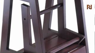 Winsome Step Stool, Double 94022