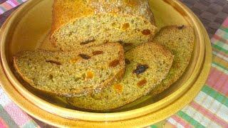 Кекс в хлебопечке KENWOOD