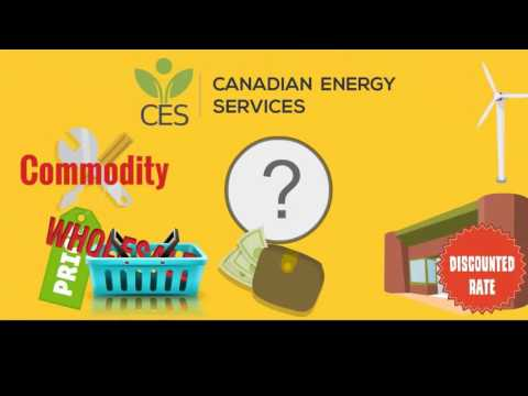 Canadian Energy service-