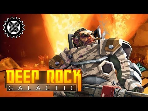 DEEP ROCK GALACTIC (closed-alpha) - The Doom of Us All