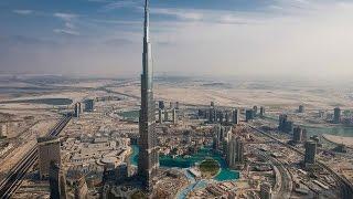 Бурдж-Халифа. 829 метров над уровнем пустыни!(Бурдж-Халифа, или «Башня Халифа» в Дубае (ОАЭ) - самое высокое здание в мире. Давайте посмотрим, что там внутр..., 2015-01-14T09:59:08.000Z)