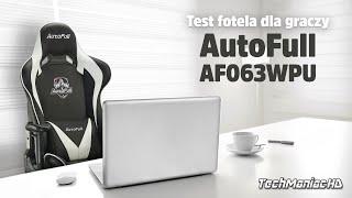Oficjalny Fotel Ligi e-sportowej!  AutoFull Sword Series II BZFuture za mniej niż 850zł [AF063WPU]