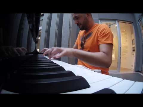 Pianos Around Europe Part 1 Vienna - Maan Hamadeh