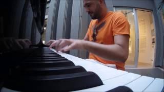 Pianos Around Europe Part 1 Vienna - Maan Hamadeh