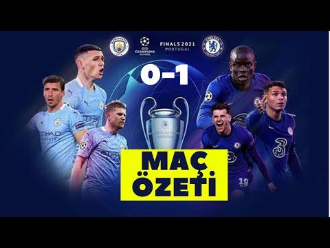 Chelsea 1-0 Manchester City Şampiyonlar Ligi Final Maçı Geniş Özet 29.05.2021