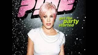 P!nk - Get The Party Started (Joe Bermudez Final Radio Edit)