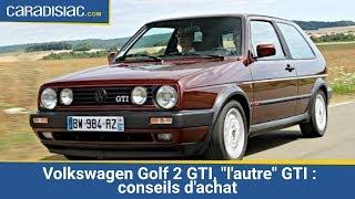 Volkswagen Golf 2 GTI,