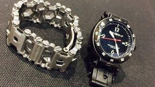Leatherman Tread - A Multi-tool Bracelet That