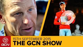 """Armstrong"" Dopes Again? + The Best Grand Tour Of The Year 