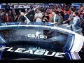 Behind the action - ESL New York 2017